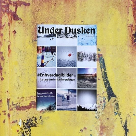 Under Dusken - No. 05 - March 13 2013