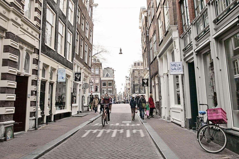 Amsterdam street shots, 9 straatjes