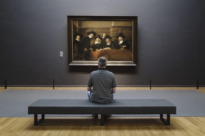 rijksmuseum Amsterdam instagrammers emptyrijks