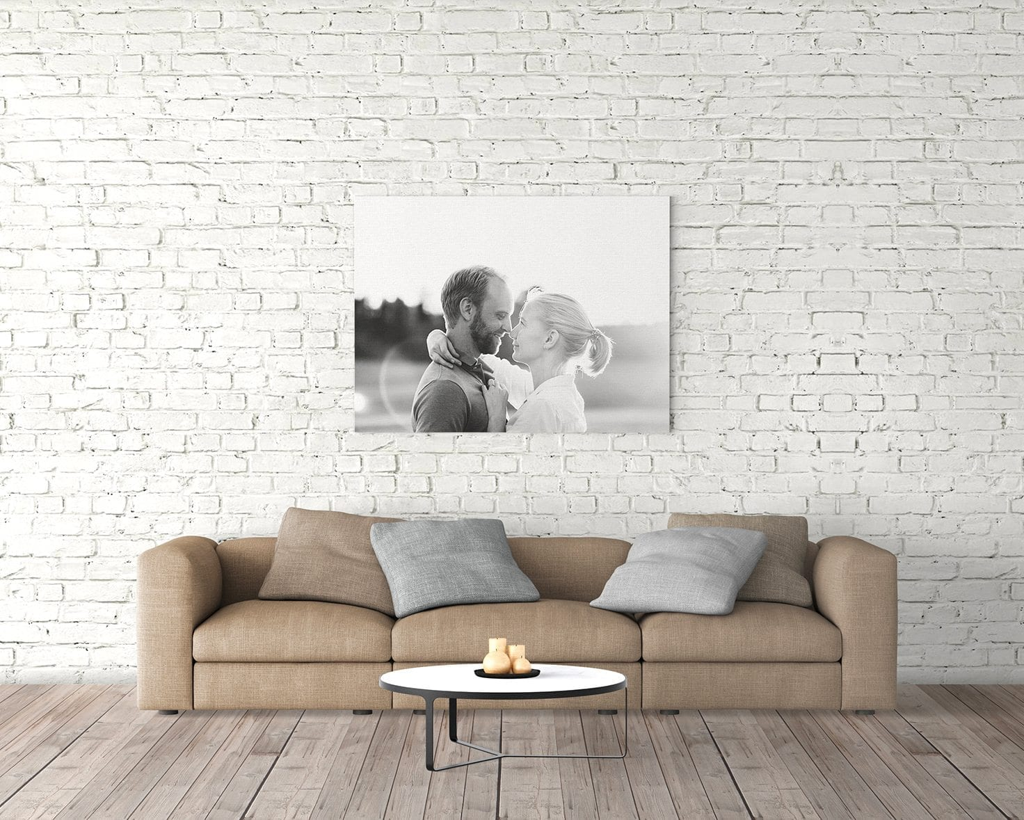 black and white canvas on wall large b&w lifestyle print products Fine Art prints lifestyle photography picturelyspoken