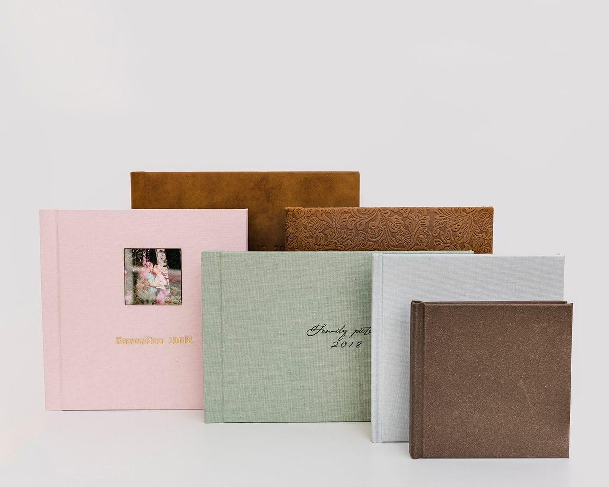 Fine Art albums lifestyle photography picturelyspoken linnen custom made