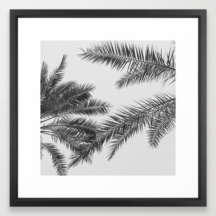 Simply palm leaves Marianne Hope