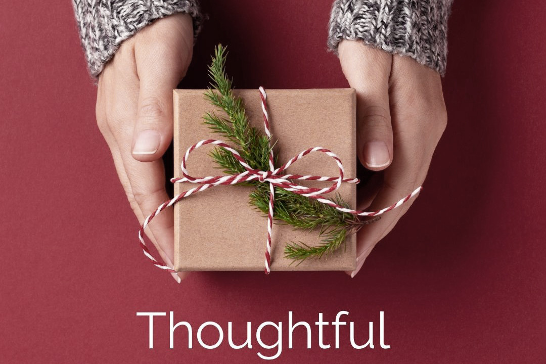 thoughtful christmas gifts